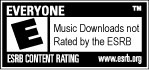 ESRB Everyone - Music Downloads Not Rated by ESRB